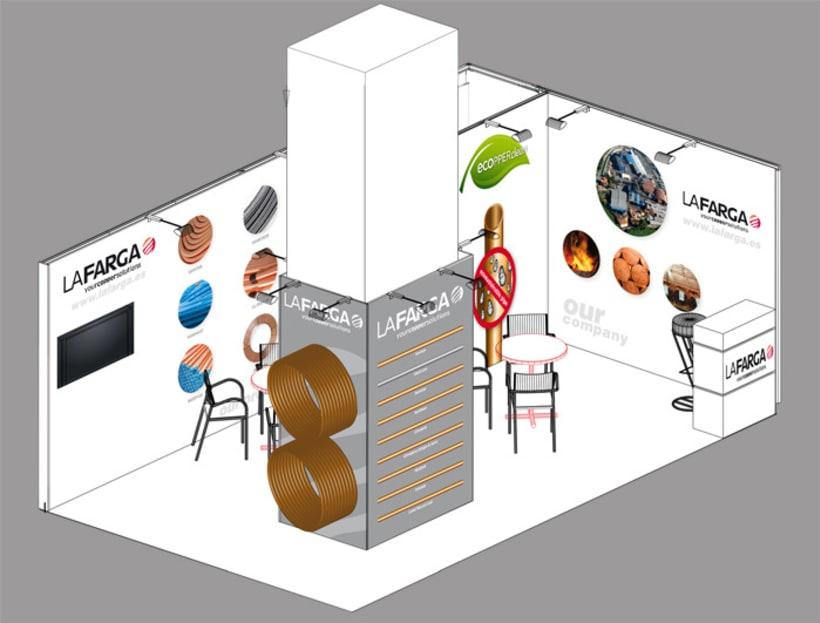 Stand / Expositores para Feria  3