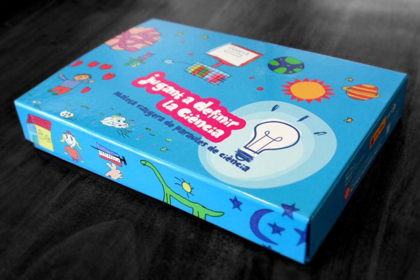 Caja y Juegos infantiles 1