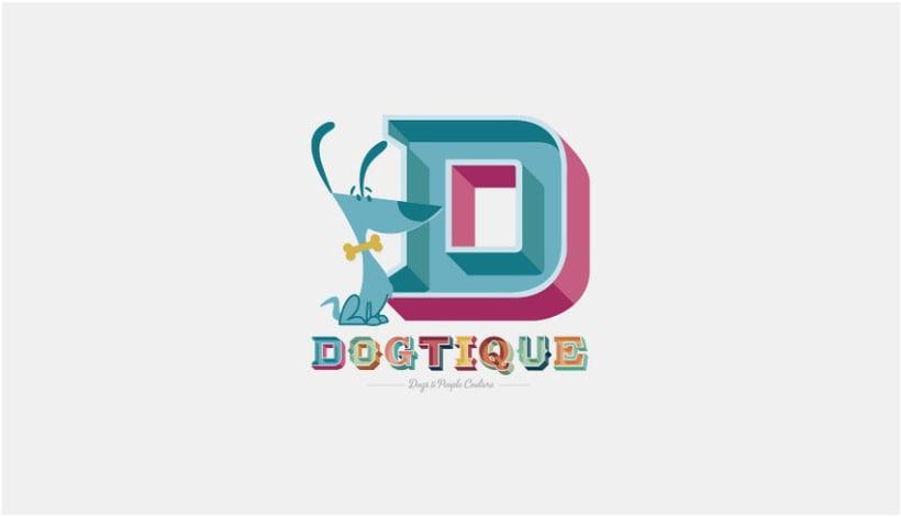 Dogtique Branding 4