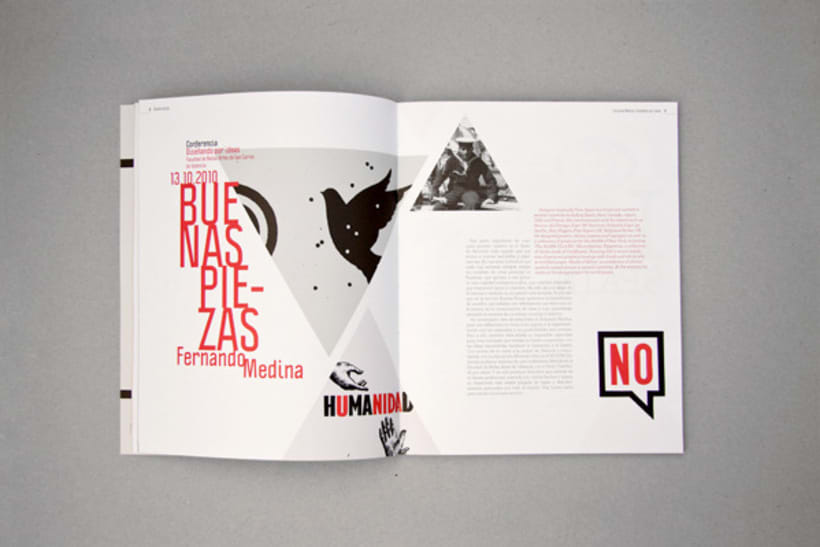 EME Magazine. Experimental Illustration & Design 3