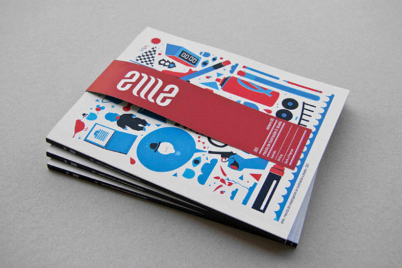 EME Magazine. Experimental Illustration & Design 1