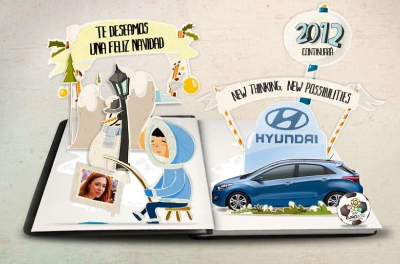 Hyundai Navidad 2012 4