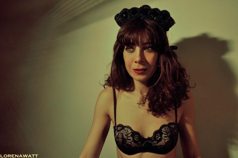 Lorena Watt - PORTRAITS 1