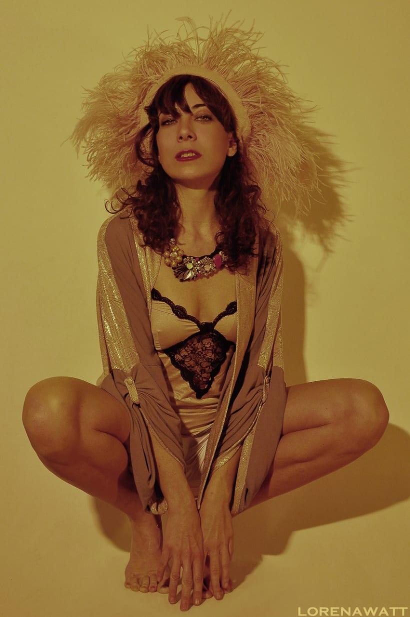 Lorena Watt - PORTRAITS 4