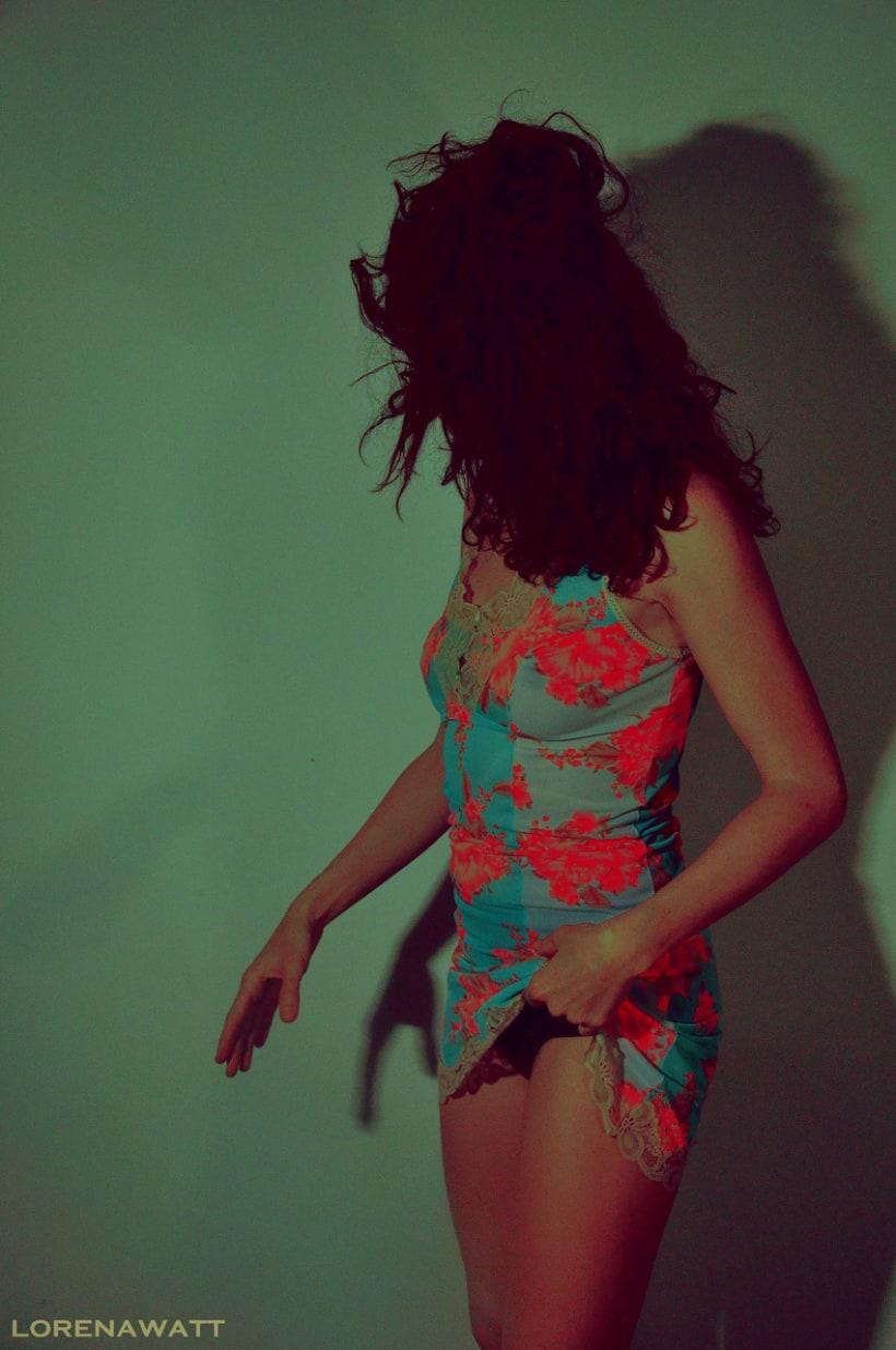 Lorena Watt - PORTRAITS 5