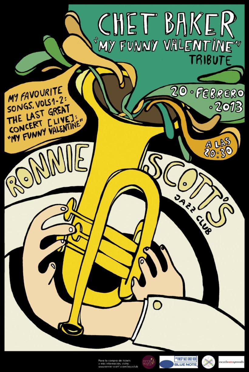 Concierto Jazz Tributo Chet Baker 1