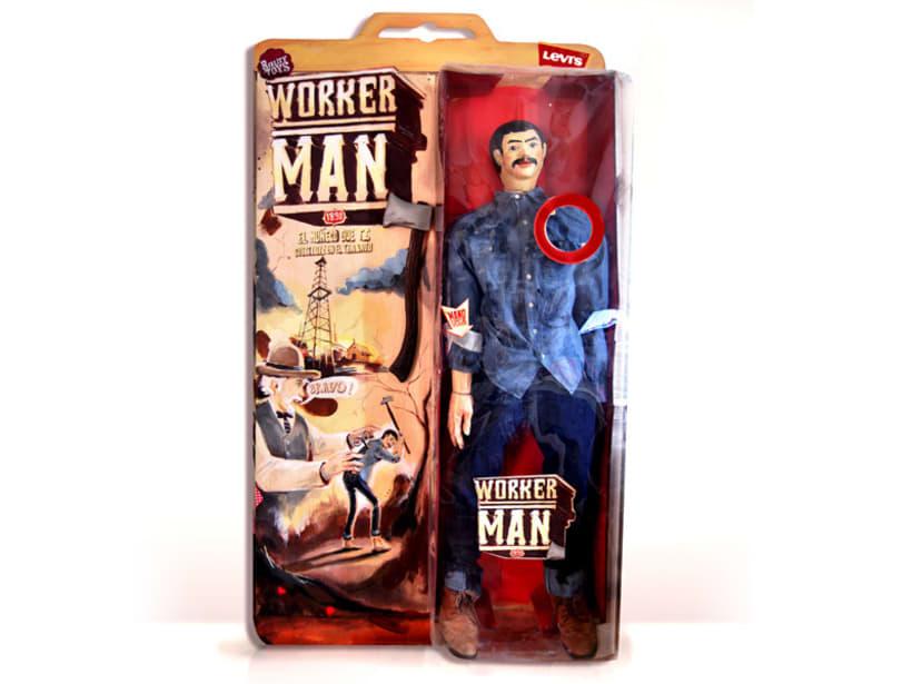 Worker man 1