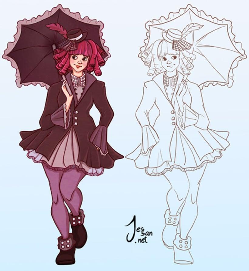 Personajes, Concepts 6