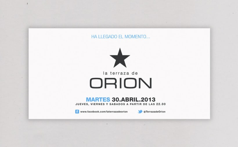 La terraza de Orion 9
