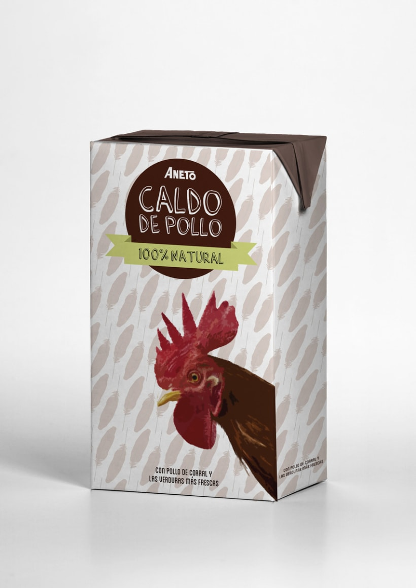 Rediseño pack ANETO 3