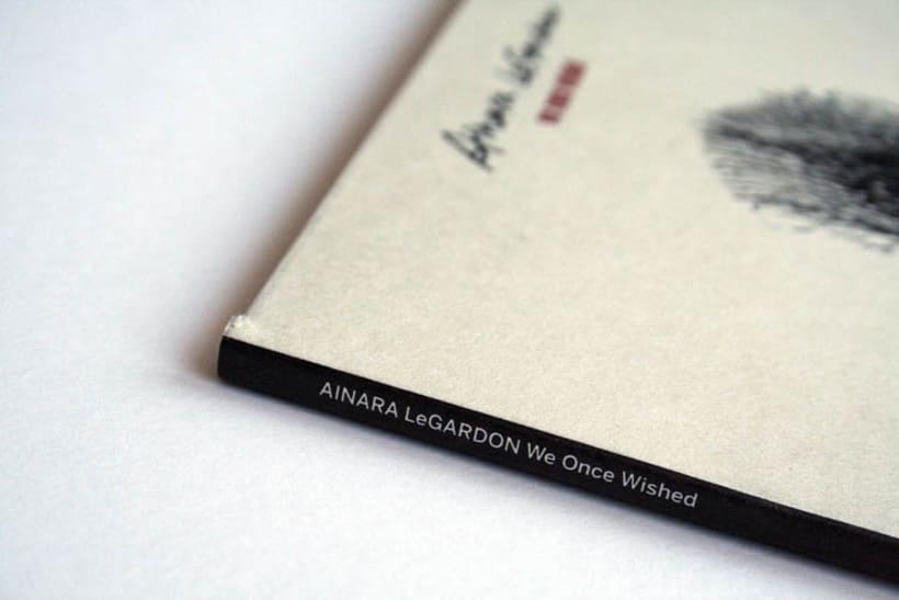 "Ainara LeGardon ""We Once Wished"" 12"