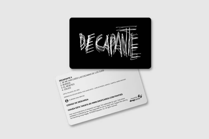 Decapante II 5