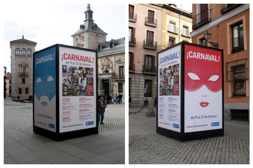 Carnaval Madrid 2013 8
