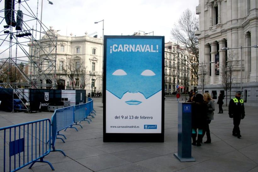 Carnaval Madrid 2013 7