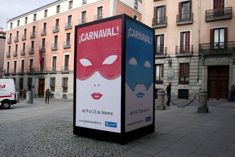 Carnaval Madrid 2013 6