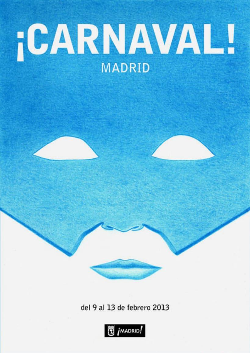 Carnaval Madrid 2013 2
