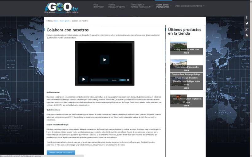 Tienda Igeo.tv 7