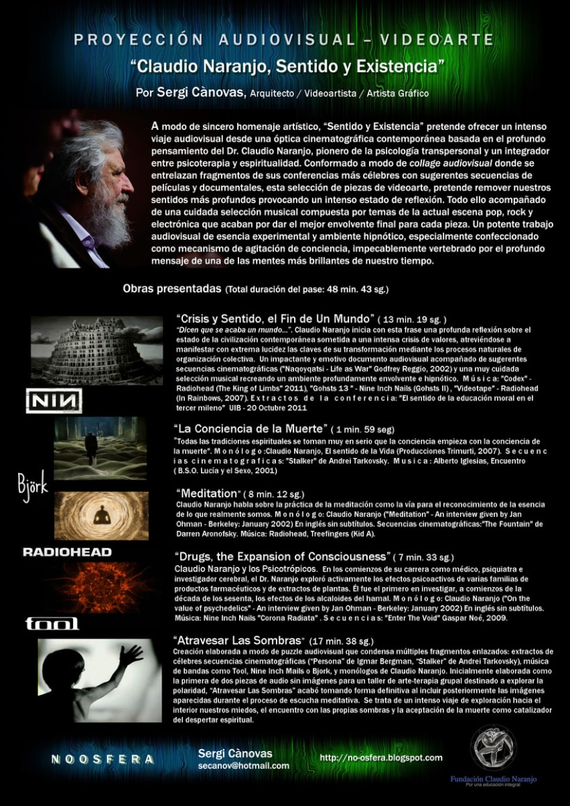 Proyecto Audiovisual  6