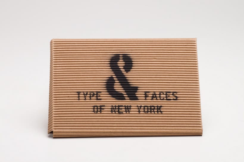Type&Faces of NY 1