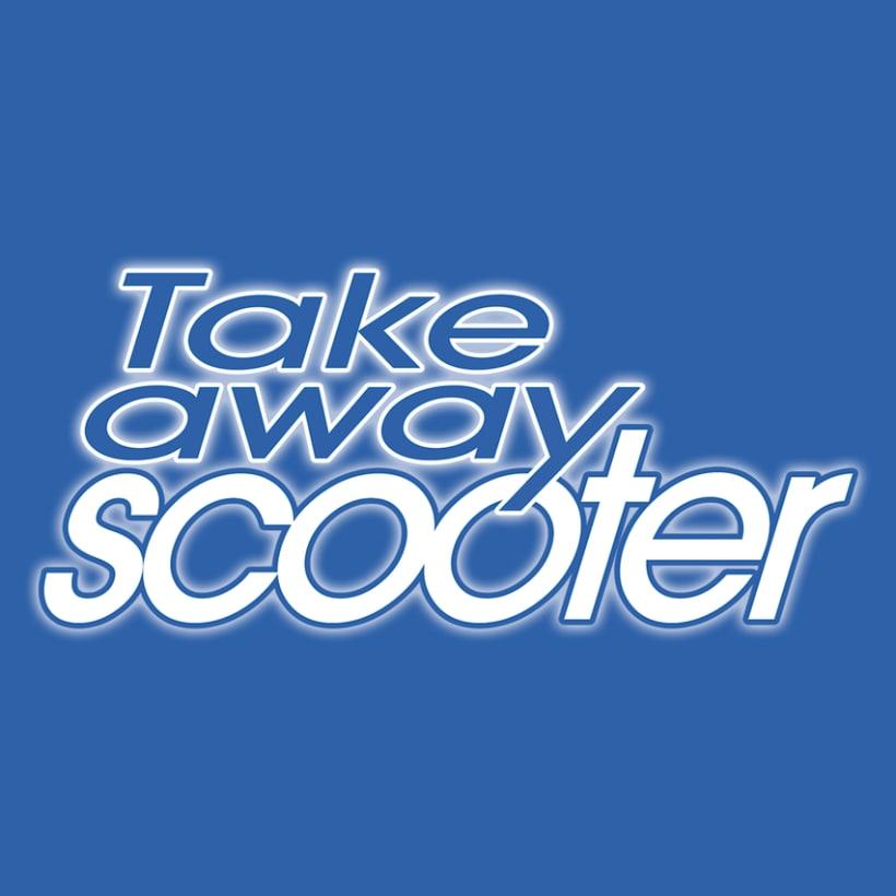 Diseño web y gráfico Take Away Scooter 3