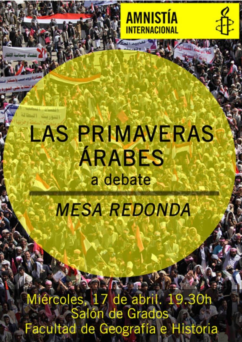 Campañas Amnistía Internacional Salamanca 3