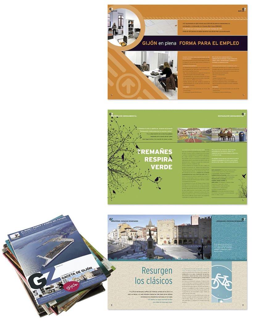 Revistas Gaceta de Gijón 2