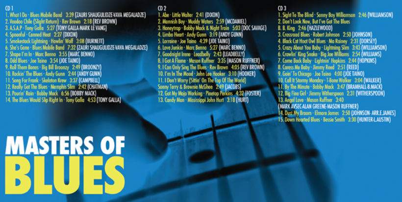 Masters of Blues 8
