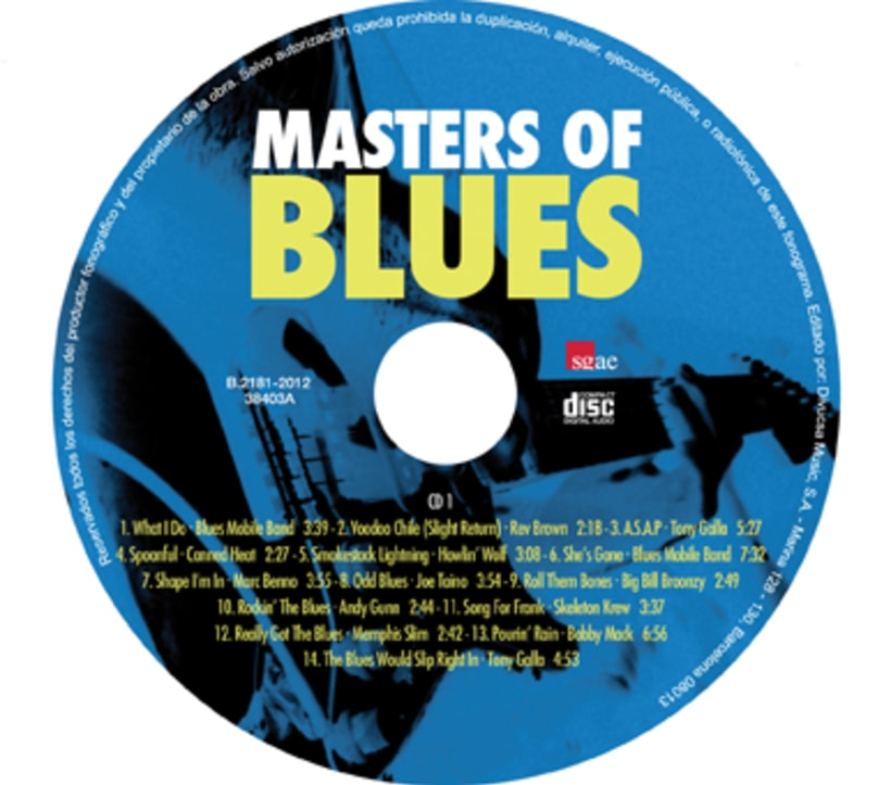 Masters of Blues 6