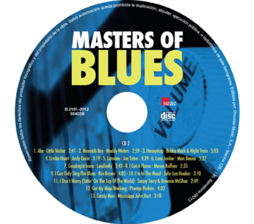 Masters of Blues 5