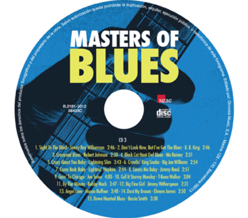Masters of Blues 4