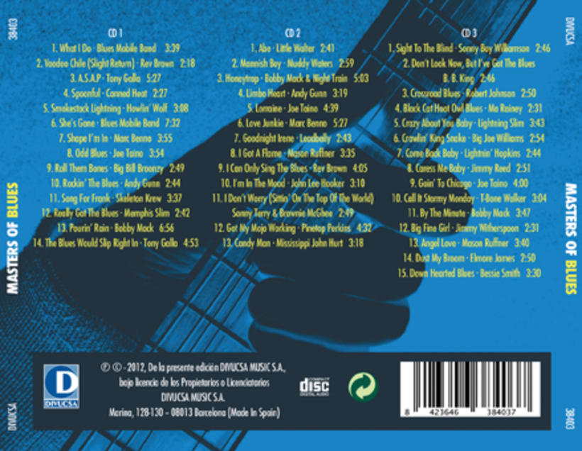 Masters of Blues 3