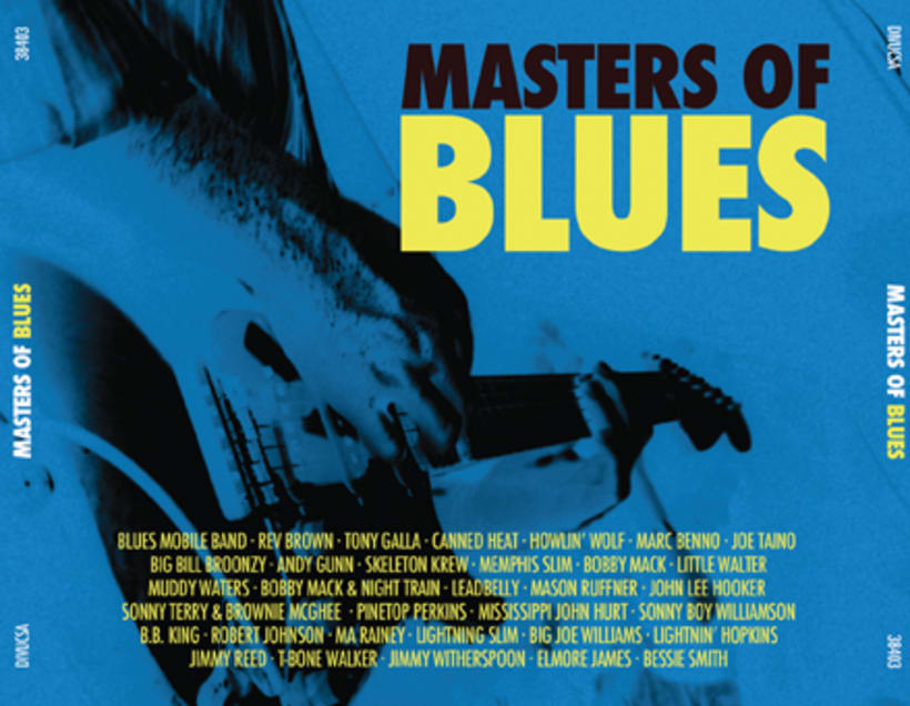 Masters of Blues 2