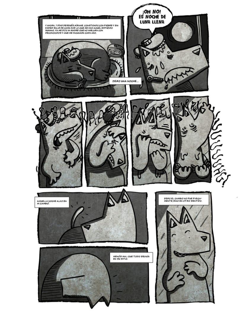 Una vida de perros 4