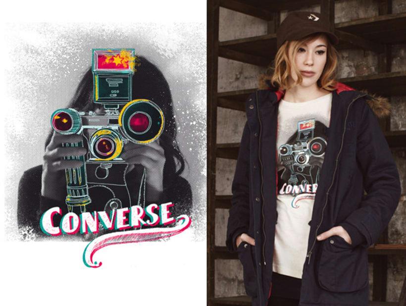Converse Prints 1