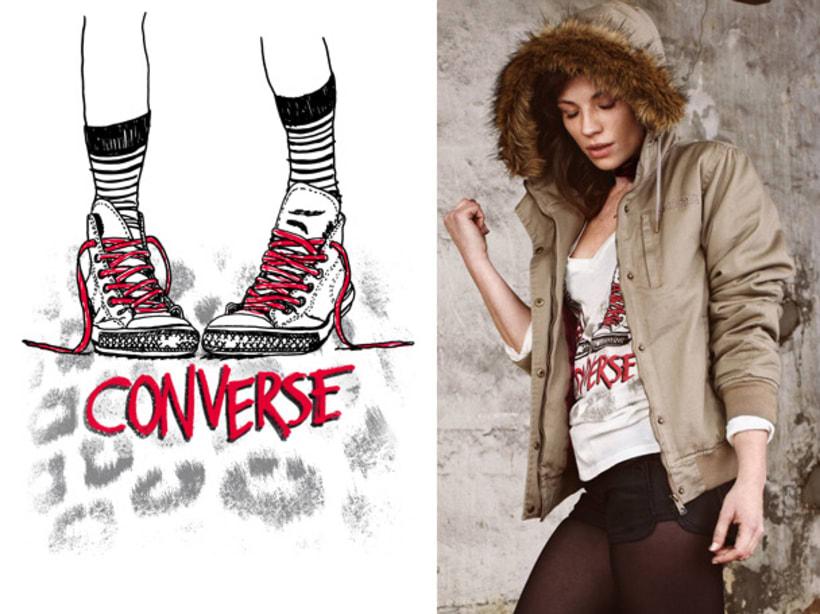 Converse Prints 2
