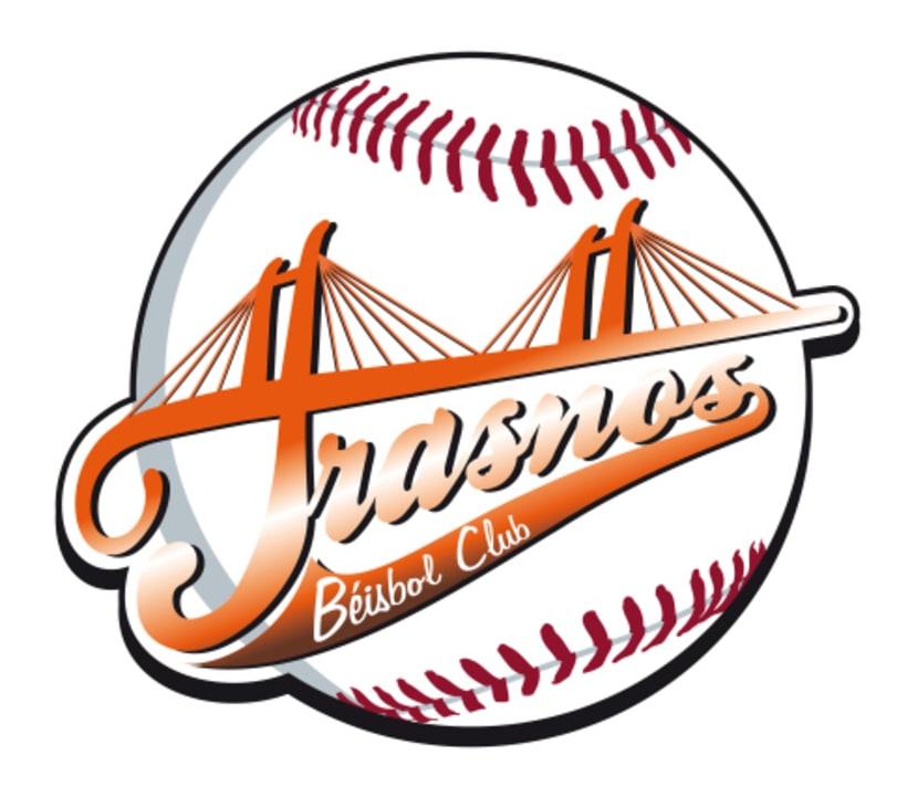 Logotipos Trasnos Béisbol Club 2
