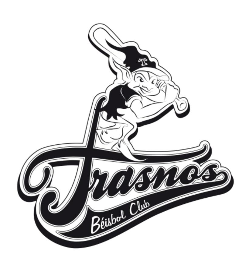 Logotipos Trasnos Béisbol Club 6