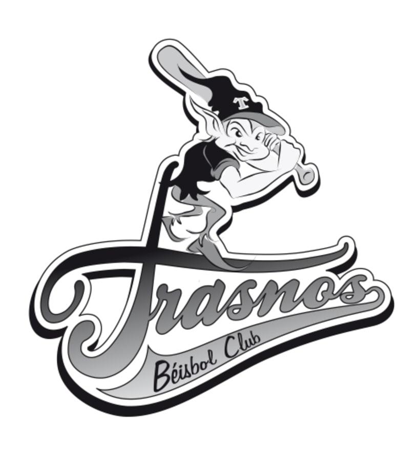 Logotipos Trasnos Béisbol Club 7