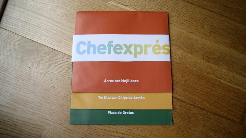 Coleccionable Chefexprés 2