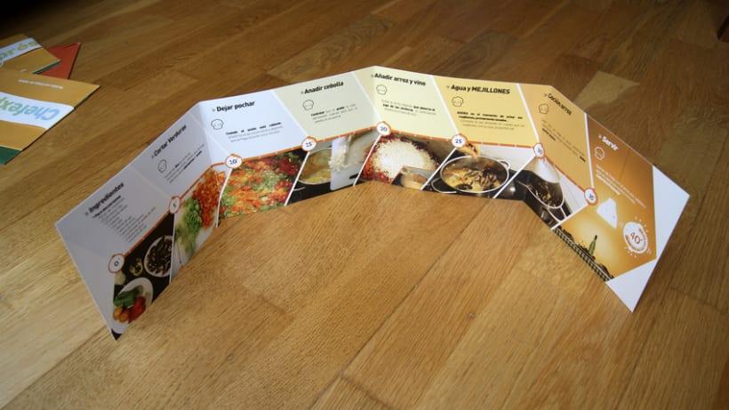 Coleccionable Chefexprés 7