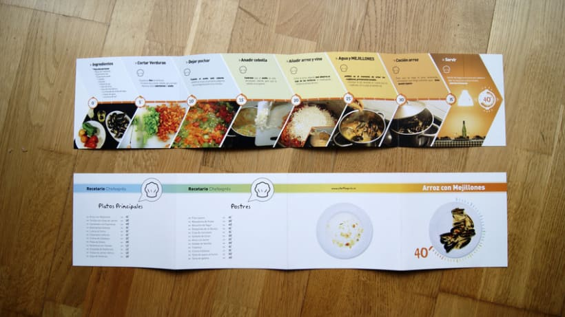 Coleccionable Chefexprés 6