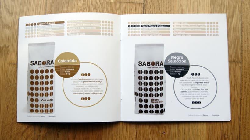 Cafés Sabora 3