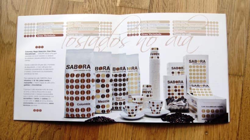 Cafés Sabora 4