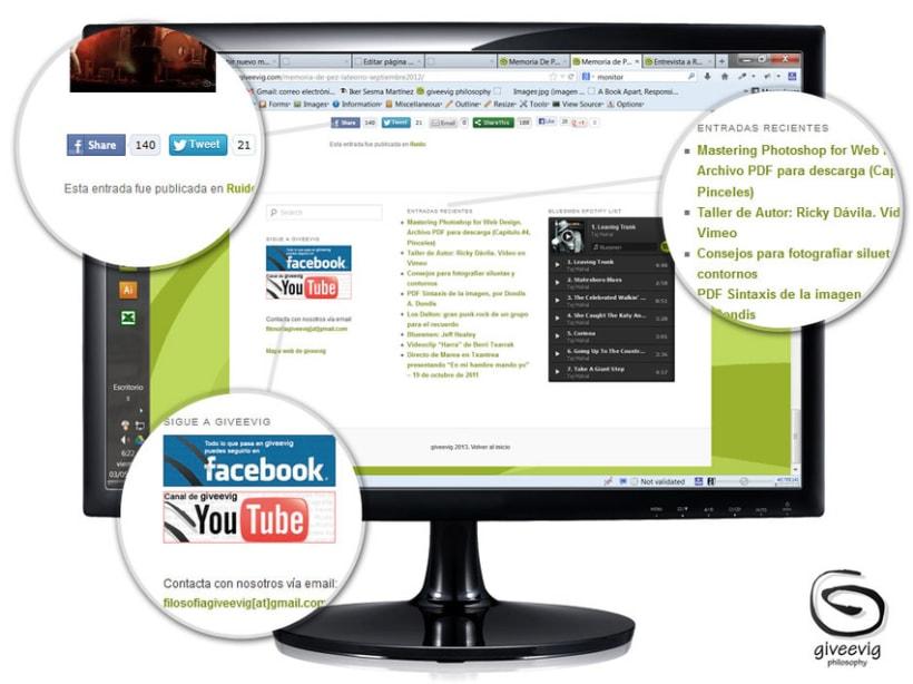 Portal Web giveevig philosophy 5
