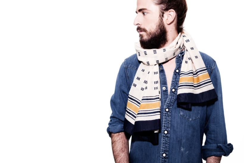 Florenz - Scarves collection SS13 16