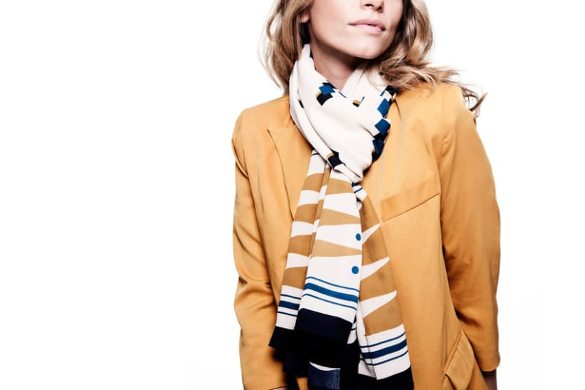 Florenz - Scarves collection SS13 7