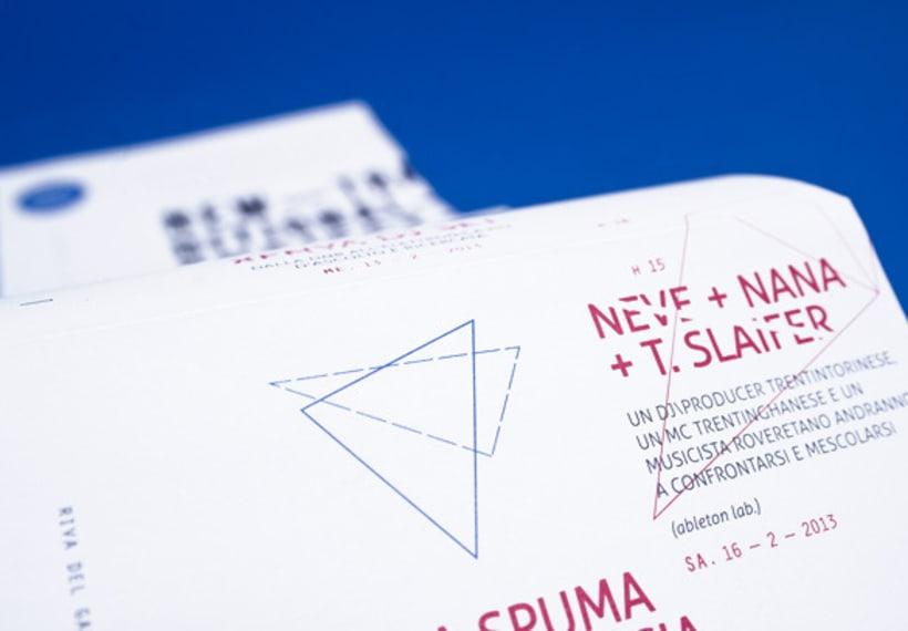 """Proyecto de corporate para la exposición colectiva """"New Tradicional Project""""* 4"""