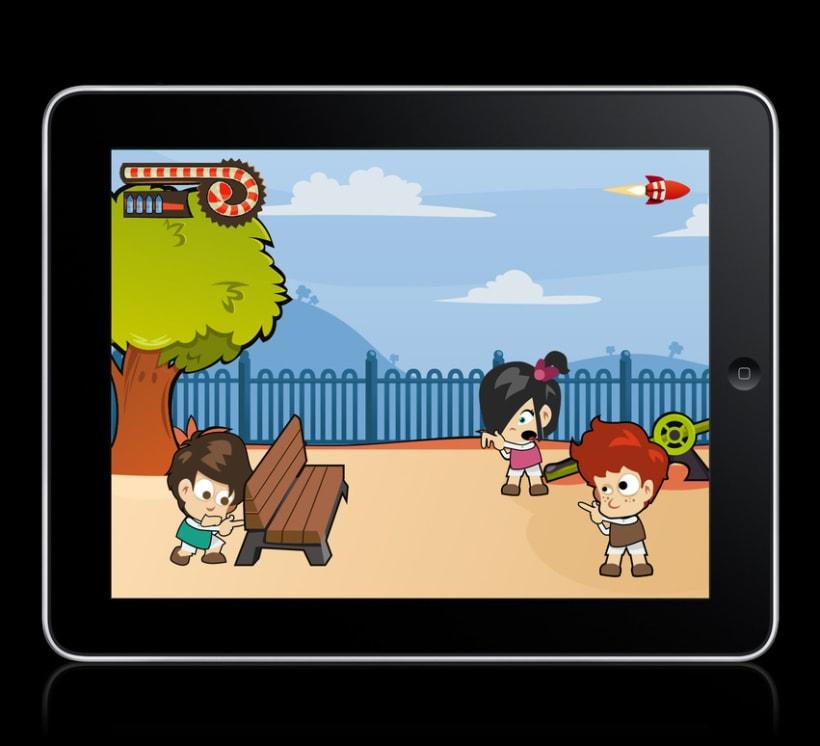 Children Warfare 3