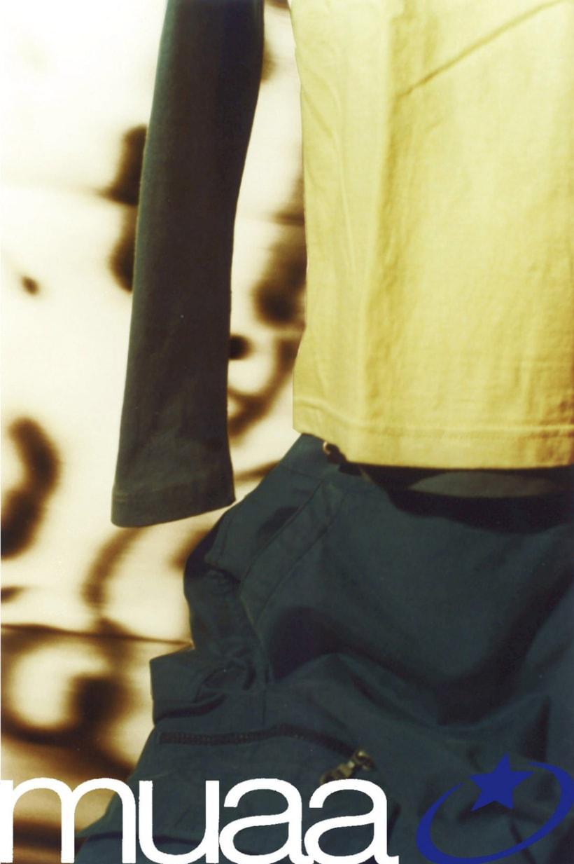 Campaña publicitaria de una marca de ropa 3