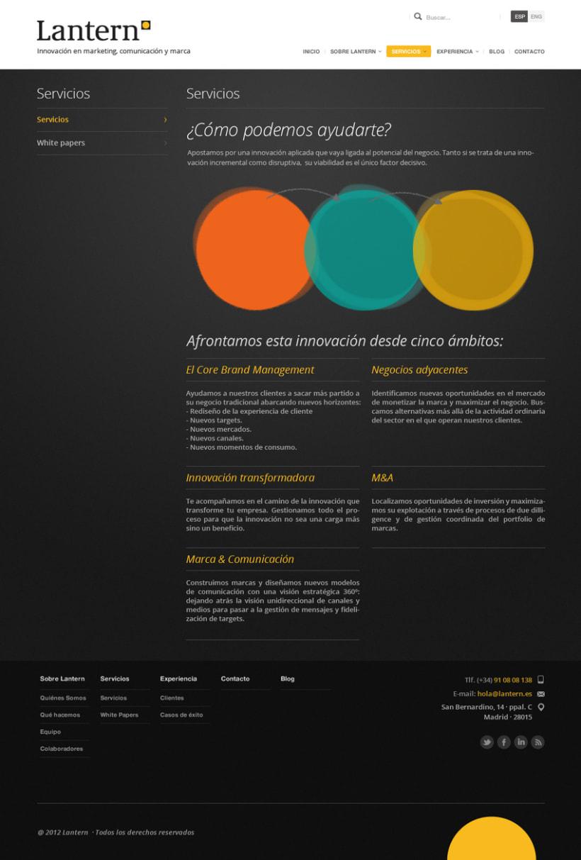Lantern - Website 3